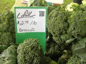 LOTFOTL Broccoli